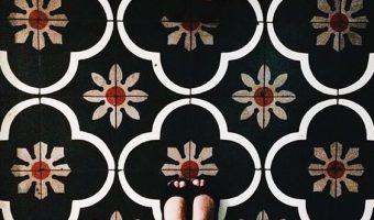 Thiết kế không gian làm việc hiện đại bằng gạch bông