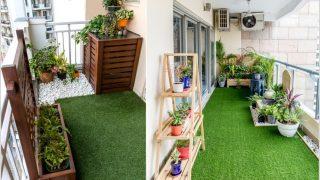 Top 6 mẫu thiết kế ban công nhà phố nhỏ hẹp ai cũng muốn sở hữu