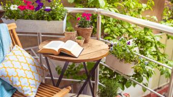 Trang trí ban công đẹp – phù hợp với không gian và diện tích ngôi nhà