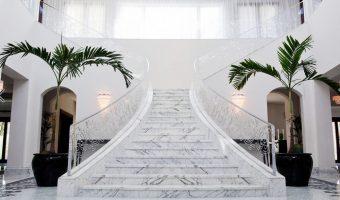 Đá marble Trắng Vân Mây – vẻ đẹp tinh tế cho mọi công trình