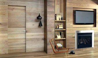 Tính linh hoạt của tấm ốp tường giả gỗ