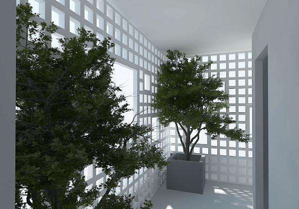 Mang đến sự tươi mới cho công trình với gạch bông gió 9