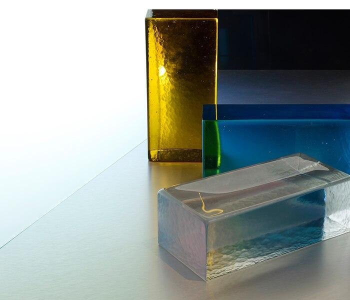 Kính cho ánh sáng và những gì bạn cần biết về gạch thủy tinh sáng