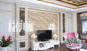 Cách lựa chọn tấm ốp PVC vân đá phù hợp với từng không gian