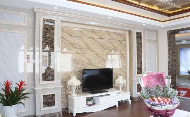 Cách lựa chọn tấm ốp PVC vân đá phù hợp với từng không gian 3