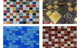 Tất tật ưu-nhược điểm và ứng dụng của từng loại gạch mosaic