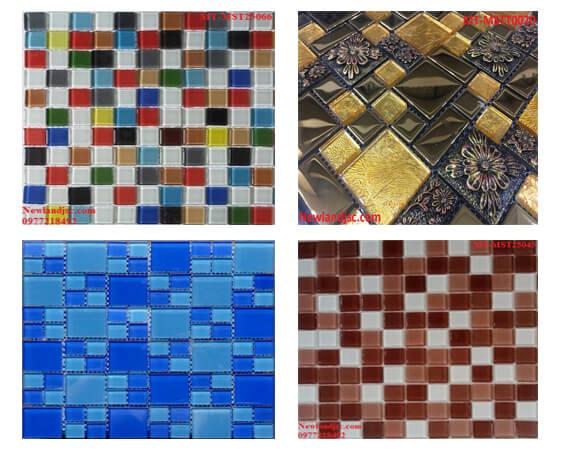 Tất tật ưu-nhược điểm và ứng dụng của từng loại gạch mosaic 2