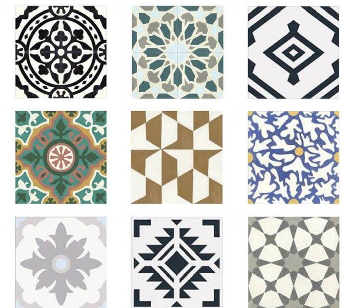 Báo giá gạch bông trang trí hà nội và tất tần tật đặc điểm nổi bật của chúng