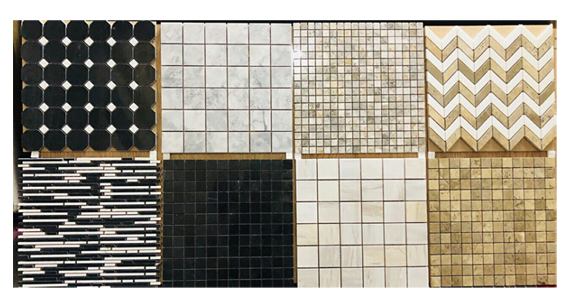 Tất tật ưu-nhược điểm và ứng dụng của từng loại gạch mosaic 4