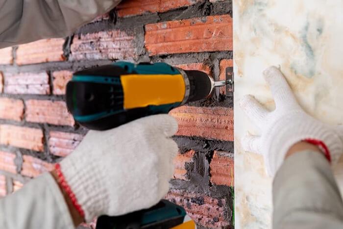 Hướng dẫn thi công ốp tường nhựa tại nhà-3