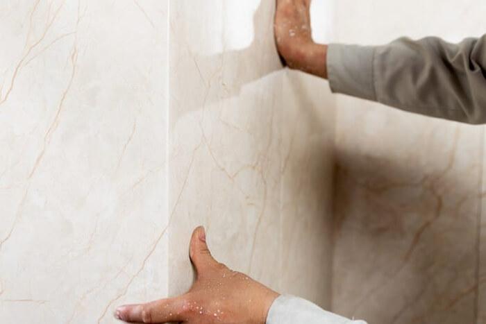 Hướng dẫn thi công ốp tường nhựa tại nhà-7-1