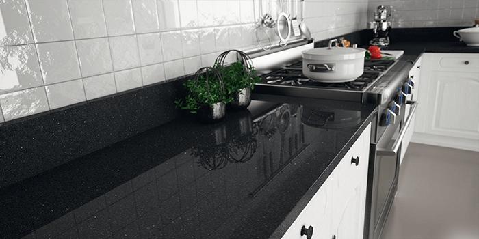 Những ứng dụng đá Granite đen ánh kim-8