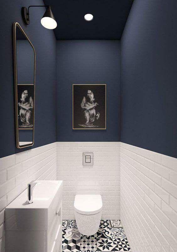 Tổng hợp những mẫu nhà vệ sinh đẹp hiện đại không thể bỏ lỡ 2019