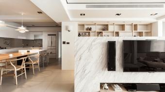 5 lý do bạn nên sử dụng tấm nhựa PVC vân đá cho không gian nhà mình