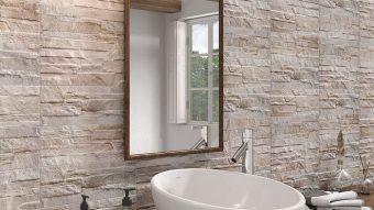 Khám phá 3 phong cách ốp nhà tắm vô cùng thu hút bằng gạch thẻ