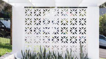 Gạch bông gió phục hưng phong cách kiến trúc những năm 80