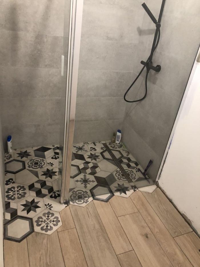 Gạch bông lục giác vật liệu mới cho hạng mục ốp tường và lát sàn