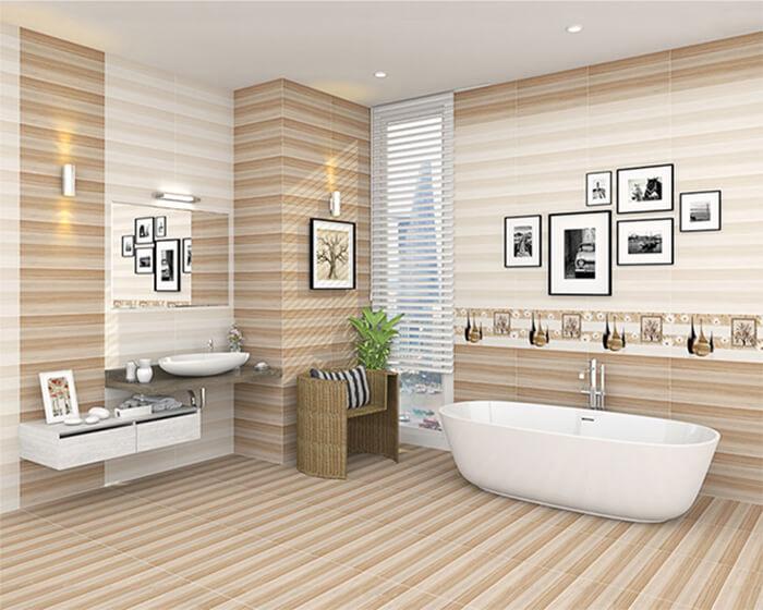 Gợi ý chọn gạch ốp lát nhà vệ sinh cao cấp đẹp đến ngỡ ngàng