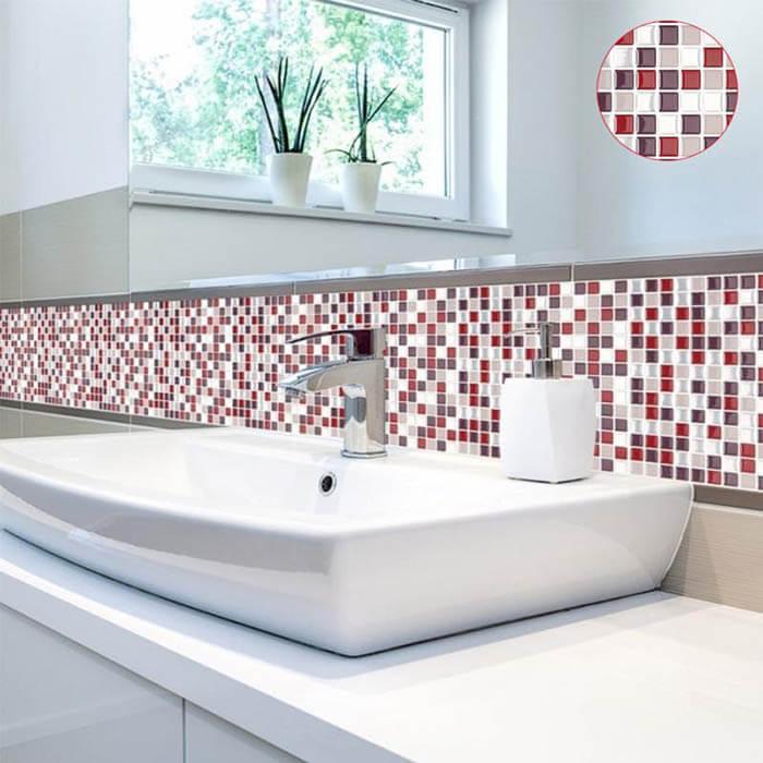 Cách phối hợp các mẫu gạch mosaic trang trí như thế nào-02