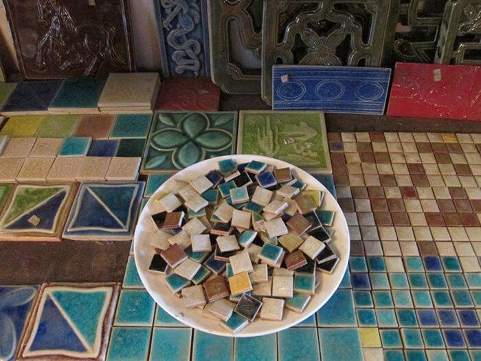 Cách phối hợp các mẫu gạch mosaic trang trí như thế nào-06