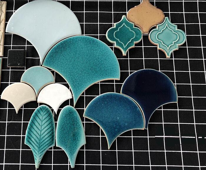 Cách phối hợp các mẫu gạch mosaic trang trí như thế nào-07
