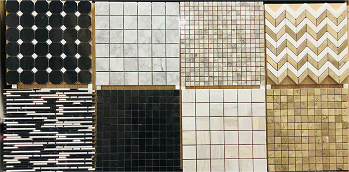 Cách phối hợp các mẫu gạch mosaic trang trí như thế nào-10