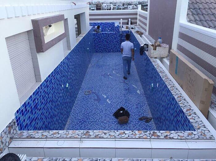 Tại sao bạn nên chọn gạch kính mosaic?