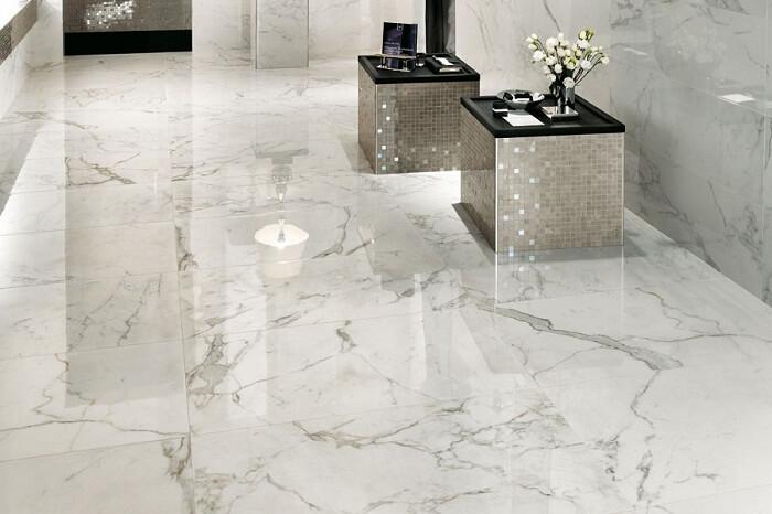 Vân đá marble - kiệt tác từ thiên nhiên