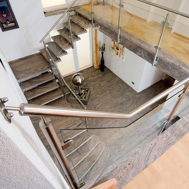 Yếu tố hàng đầu khi lựa chọn đá tự nhiên ốp cầu thang