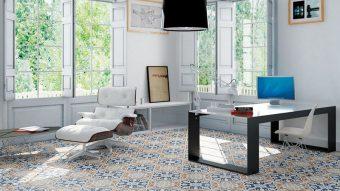 20 mẫu gạch bông trang trí biến tấu không gian nội thất