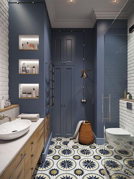 20 mẫu gạch bông trang trí biến tấu không gian nội thất-13