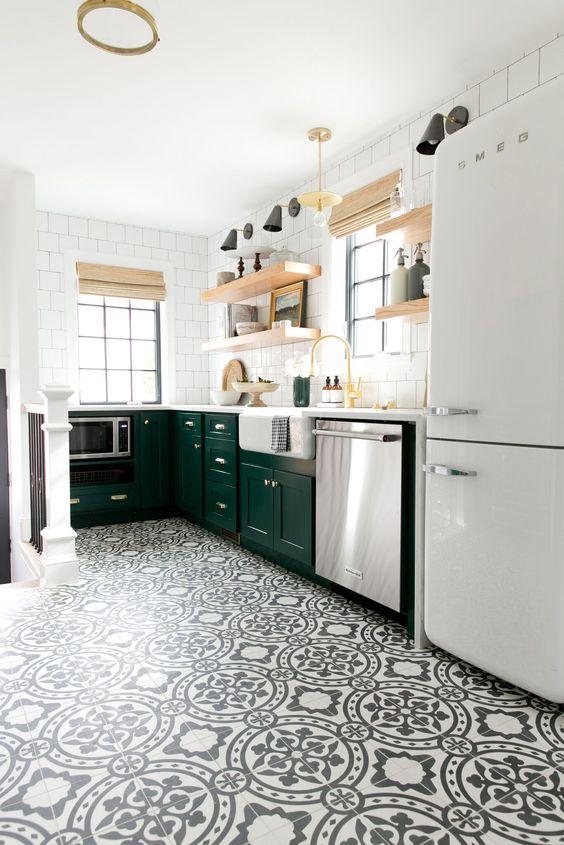 20 mẫu gạch bông trang trí biến tấu không gian nội thất-14
