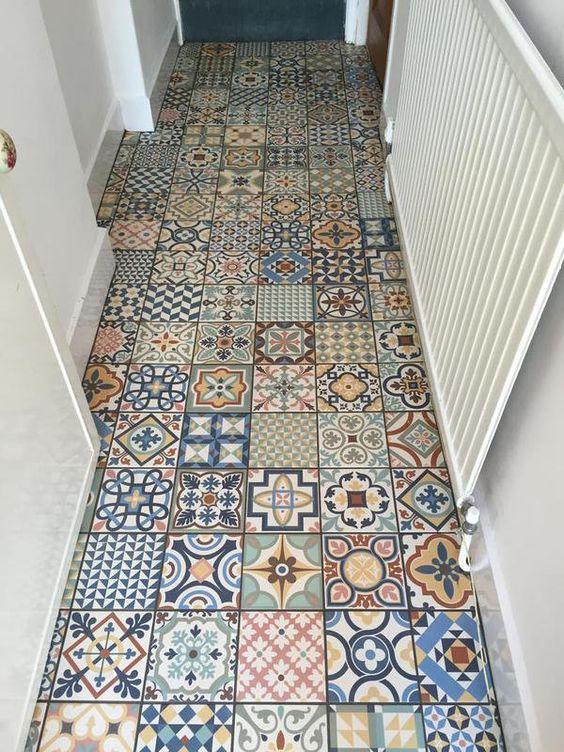 20 mẫu gạch bông trang trí biến tấu không gian nội thất-16