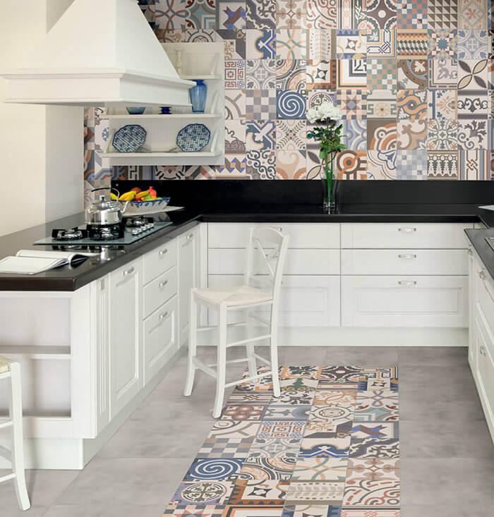 20 mẫu gạch bông trang trí biến tấu không gian nội thất-18