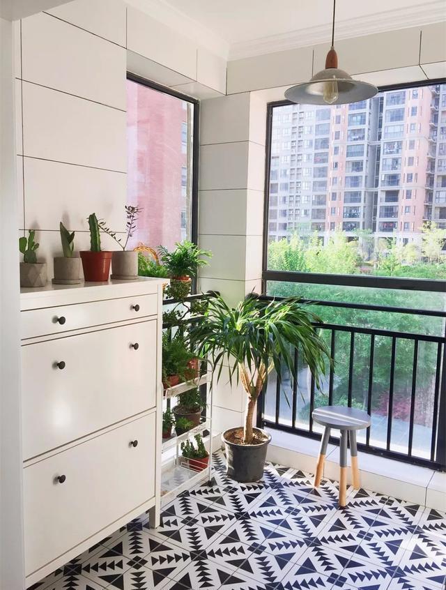 20 mẫu gạch bông trang trí biến tấu không gian nội thất-20