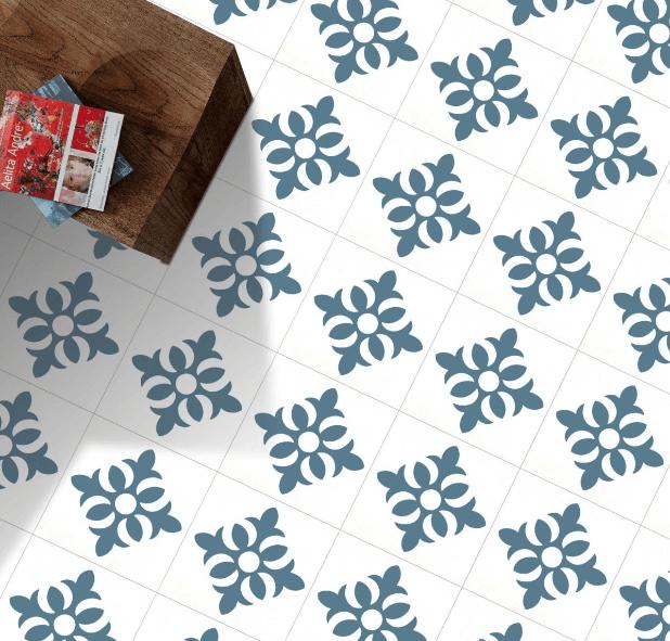 20 mẫu gạch bông trang trí biến tấu không gian nội thất-5