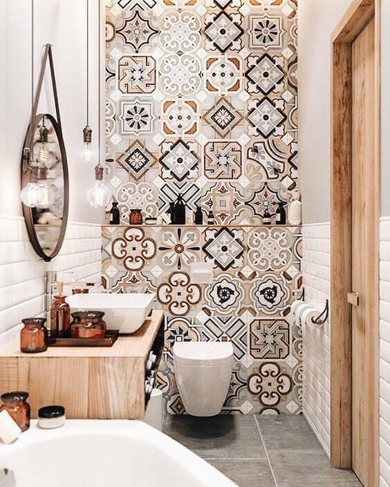 20 mẫu gạch bông trang trí biến tấu không gian nội thất-6