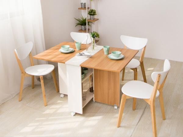 Giới thiệu 25 mẫu bàn ăn thông minh dịp tết 2020-15