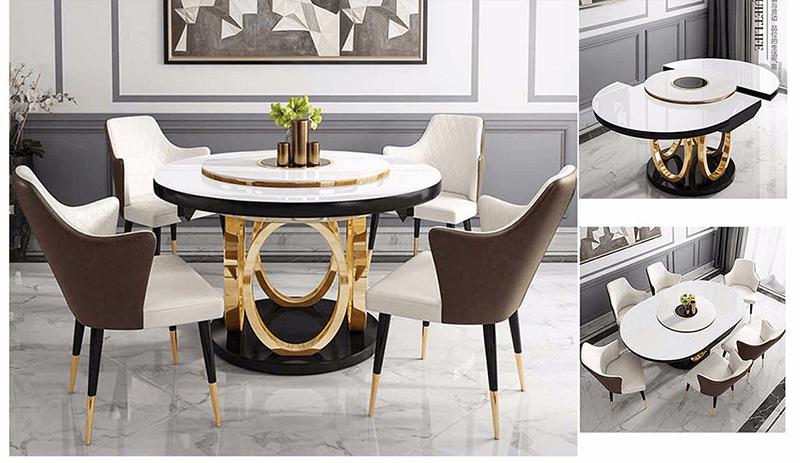 Giới thiệu 25 mẫu bàn ăn thông minh dịp tết 2020-16