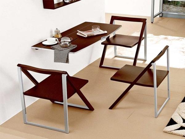 Hướng dẫn sử dụng bàn ăn thông minh gắn tường-14