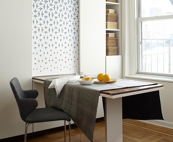 Hướng dẫn sử dụng bàn ăn thông minh gắn tường-3