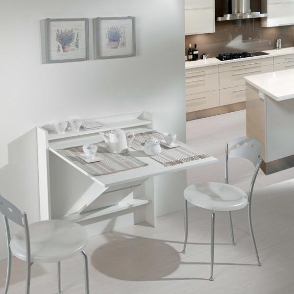 Hướng dẫn sử dụng bàn ăn thông minh gắn tường-6