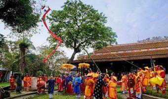 Phong tục tết cổ truyền Việt Nam