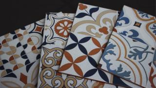Bí quyết tạo điểm nhấn cho nhà với gạch bông Địa Trung Hải