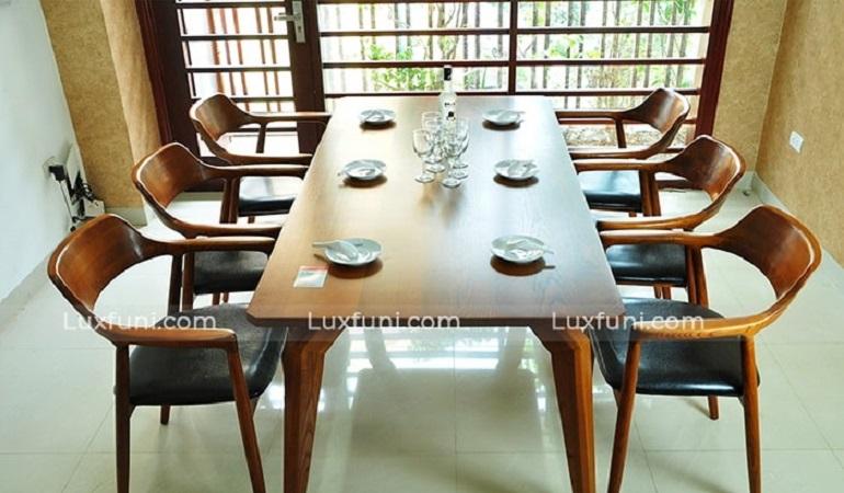 Khám phá những chất liệu bộ bàn ghế ăn đang được ưa chuộng nhất 4