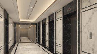 Kinh nghiệm chọn đá nhân tạo ốp thang máy siêu BỀN – ĐẸP