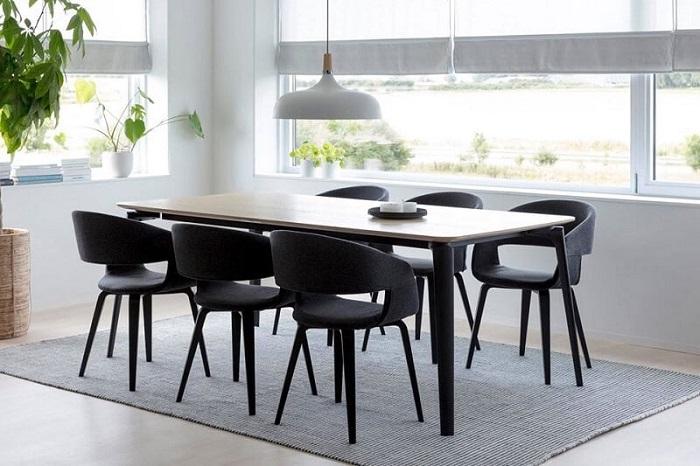 Những xu hướng thiết kế bộ bàn ăn cao cấp thịnh hành hiện nay 1
