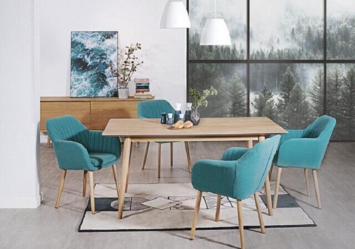 Những xu hướng thiết kế bộ bàn ăn cao cấp thịnh hành hiện nay 3