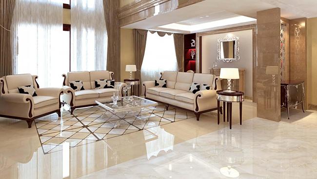 Ứng dụng của đá crema marfil trong kiến trúc nhà ở hiện đại-2