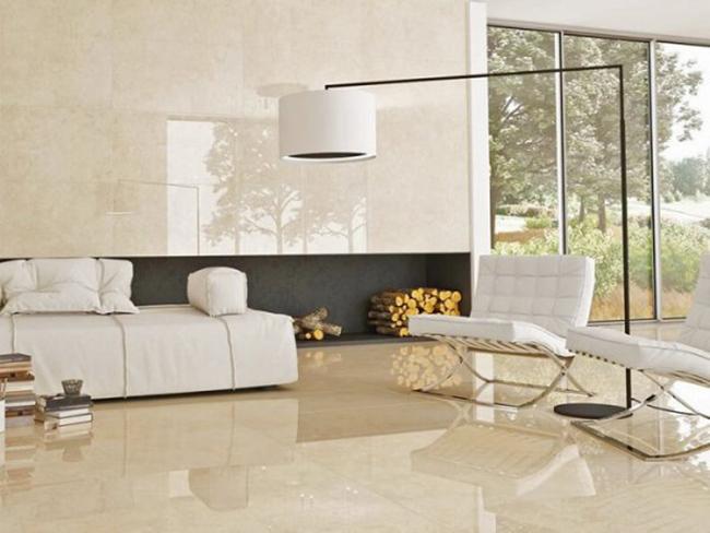 Ứng dụng của đá crema marfil trong kiến trúc nhà ở hiện đại-3
